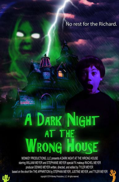 A_Dark_Night_at_the_Wrong_House_Poster