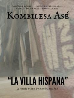 LaVillaHispana-poster